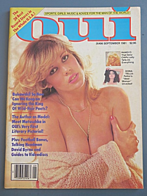 Oui Magazine September 1981 Debbie Smith (Image1)