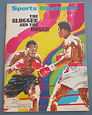 Sports Illustrated-March 1, 1971-Slugger & The Boxer (Image1)