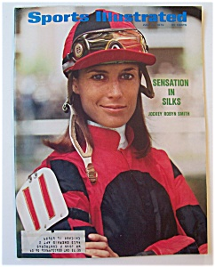 Sports Illustrated Magazine -July 31, 1972- Robyn Smith (Image1)
