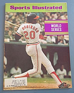 Sports Illustrated Magazine October 18, 1971  (Image1)