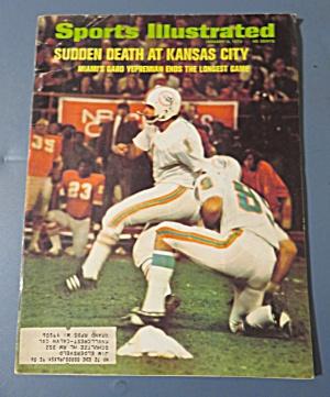 Sports Illustrated Magazine January 3, 1972 Kansas (Image1)