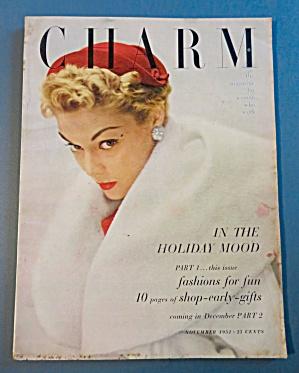 Charm Magazine November 1951  (Image1)