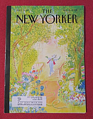 The New Yorker Magazine May 19, 2008 (Image1)