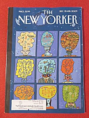 The New Yorker Magazine December 21 & 28, 2009 (Image1)