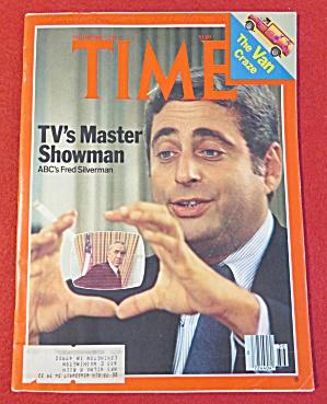 Time Magazine September 5, 1977 Fred Silverman (Image1)
