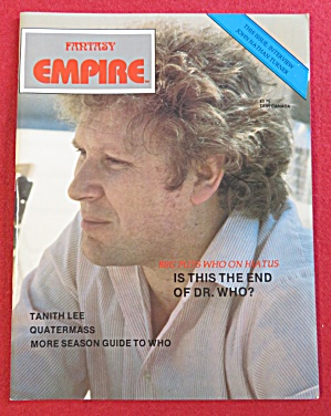 Fantasy Empire Magazine May 1985 Is This The End? (Image1)