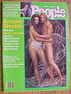People Magazine-August 11, 1980-Brooke Shields (Image1)