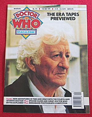 Doctor (Dr) Who Magazine May 15, 1991 (Image1)