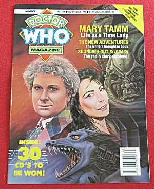 Doctor (Dr) Who Magazine October 2, 1991 (Image1)