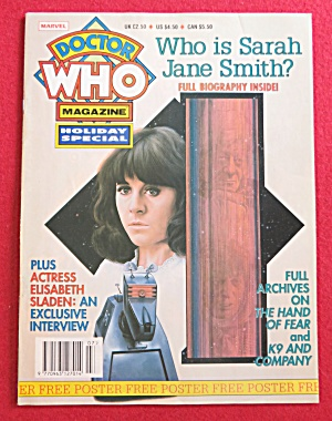 Doctor (Dr) Who Magazine 1992  (Image1)