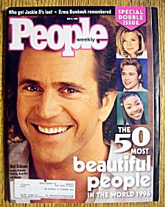 People Magazine-May 6, 1996-50 Most Beautiful People (Image1)