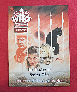 Doctor (Dr) Who Magazine Summer 1994  (Image1)