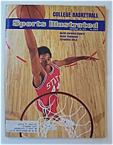 Sports Illustrated Magazine - November 26, 1973 (Image1)