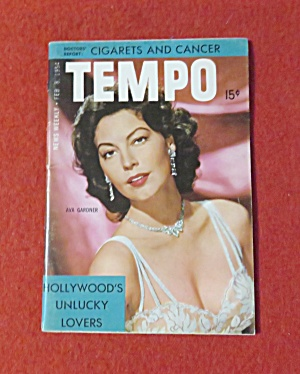 Tempo Magazine February 8, 1954 Ava Gardner  (Image1)
