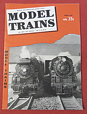 Model Trains Magazine March 1959 (Image1)