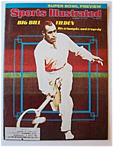 Sports Illustrated-January 13, 1975-Bill Tilden (Image1)