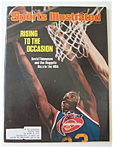 Sports Illustrated Magazine-November 15, 1976-Nuggets (Image1)
