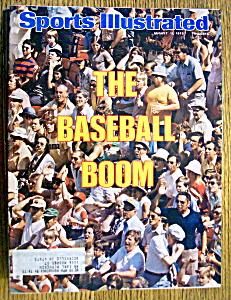 Sports Illustrated Magazine-August 11, 1975-Baseball (Image1)