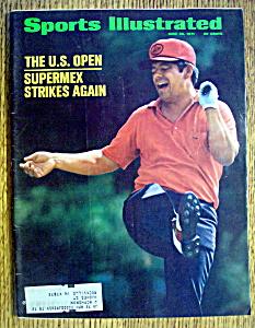 Sports Illustrated Magazine-June 28, 1971-Supermex (Image1)