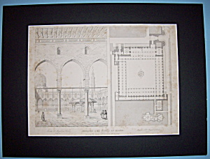 Mosquee D'El Moyed Au Kaire (Image1)
