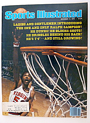 Sports Illustrated Magazine-Dec 17, 1979-Ralph Sampson (Image1)