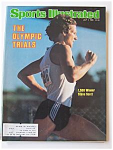 Sports Illustrated Magazine -July 7, 1980- Steve Scott (Image1)