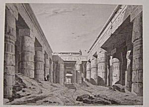 Temple De Khons, A Karnac (Image1)