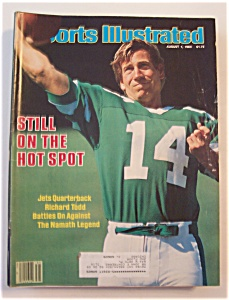 Sports Illustrated Magazine -Aug 1, 1983- Richard Todd (Image1)