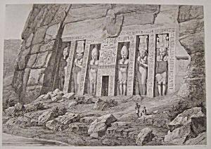 Speos D'Athor A Ebsamboul (Image1)