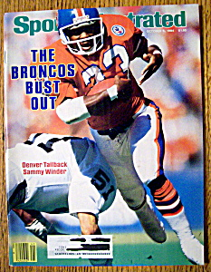 Sports Illustrated Magazine-October 8, 1984-S Winder (Image1)