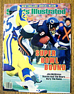Sports Illustrated Magazine-January 20, 1986-J. McMahon (Image1)