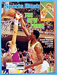 Sports Illustrated Magazine-May 26, 1986-Akeem Olajuwon (Image1)