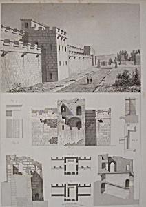 Porte Et Murs D'Enceinte De Pompei (Image1)