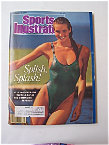 Sports Illustrated Magazine-Feb 9, 1987-Elle Macpherson (Image1)