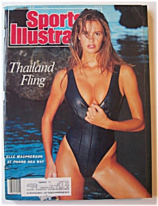 Sports Illustrated Magazine-Feb 15, 1988-E. Macpherson (Image1)
