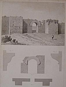 Porte Et Murs D'Enceinte De Falerie (Image1)