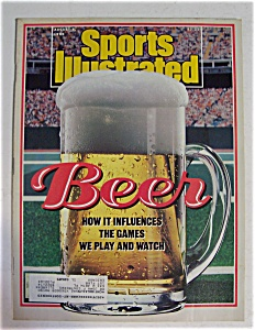 Sports Illustrated Magazine - August 8, 1988