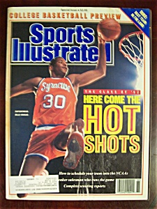 Sports Illustrated Magazine - 1988 College Edition