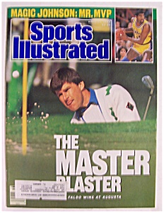 Sports Illustrated Magazine - April 17, 1989