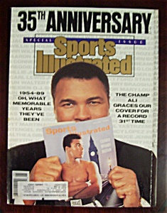 Sports Illustrated Magazine-Nov 15, 1989-Muhammad Ali (Image1)