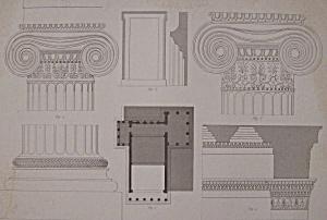 Temples De Minerve Poliade, D'Erechthee Et De Pandrose (Image1)