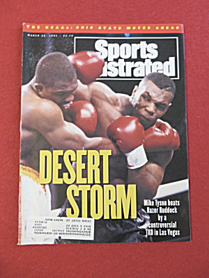 Sports Illustrated-March 25, 1991-Tyson/Ruddock (Image1)