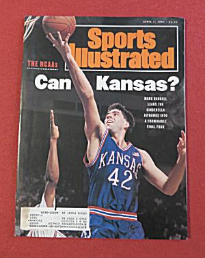 Sports Illustrated Magazine-April 1, 1991-Mark Randall (Image1)