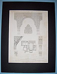 Palais De L'Alhambra, A Grenade (Image1)