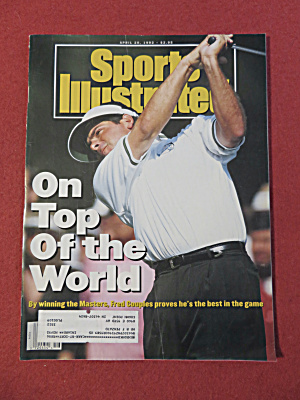 Sports Illustrated Magazine - April 20, 1992
