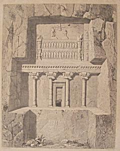 Tombeau A Nakschi-Roustam (Image1)