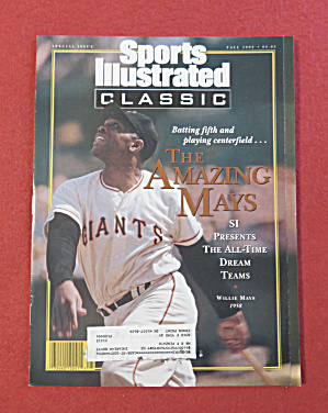 Sports Illustrated Magazine-Fall 1992-The Amazing Mays (Image1)