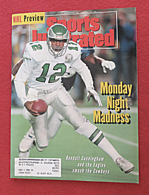 Sports Illustrated Magazine-October 12, 1992-Cunningham (Image1)