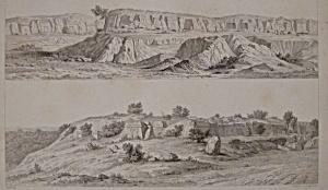 Tombeaux A Castel-D'Asso, Pres Viterbe (Image1)