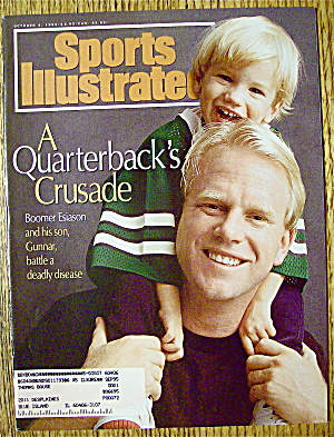 Sports Illustrated Magazine-October 4, 1993-B. Esiason (Image1)